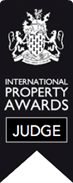 Internation Property Awards Judge