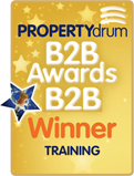 Propertydrum Estate Agency Trainer of the Year